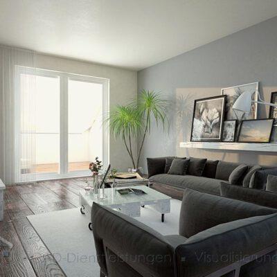 Dachgeschoss modern1