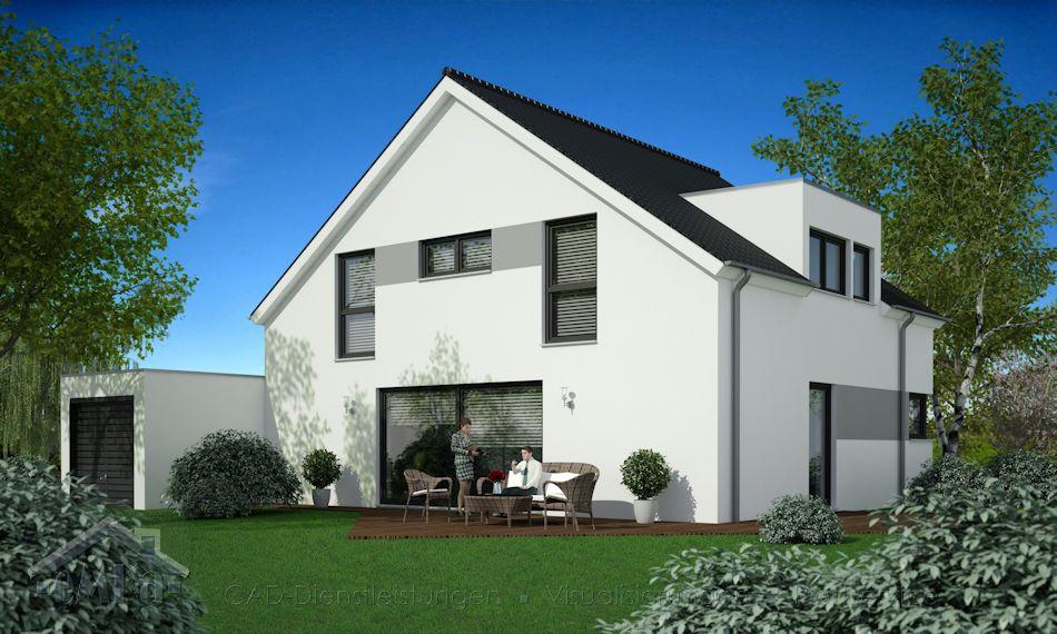 EFH -Franchsfeld- 470 Garten