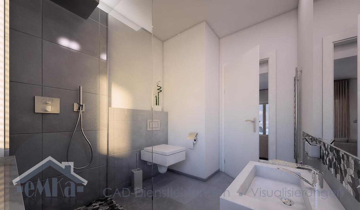 Wohnung 6 Bad1