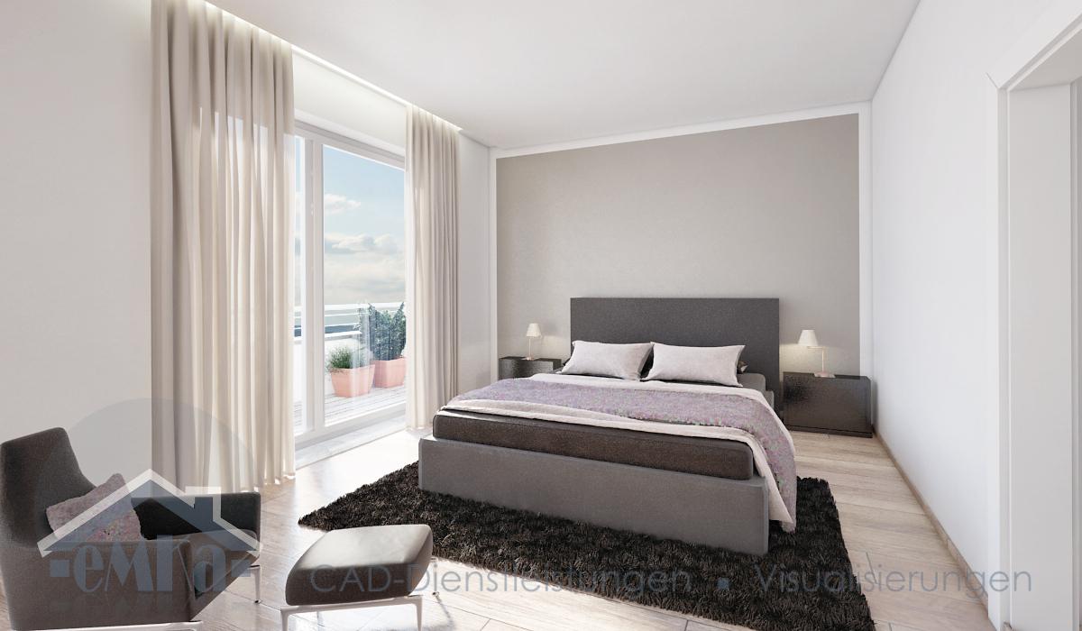 Wohnung 6 Schlafzimmer